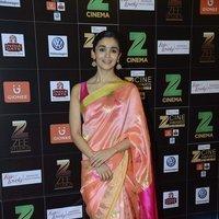 Alia Bhatt - Zee Cine Awards 2017 Red Carpet Photos