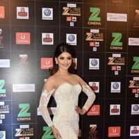 Urvashi Rautela - Zee Cine Awards 2017 Red Carpet Photos