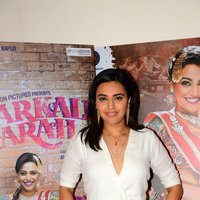 Actress Swara Bhaskar Promotes Film Anarkali Arrah Photos
