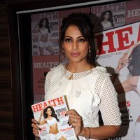Bipasha Basu Launches March 2017 Health Magazine Cover Photos