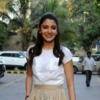 Anushka Sharma Spotted at JW MARRIOTT during the Promotion of her Upcoming Movie Phillauri Images | 1485655