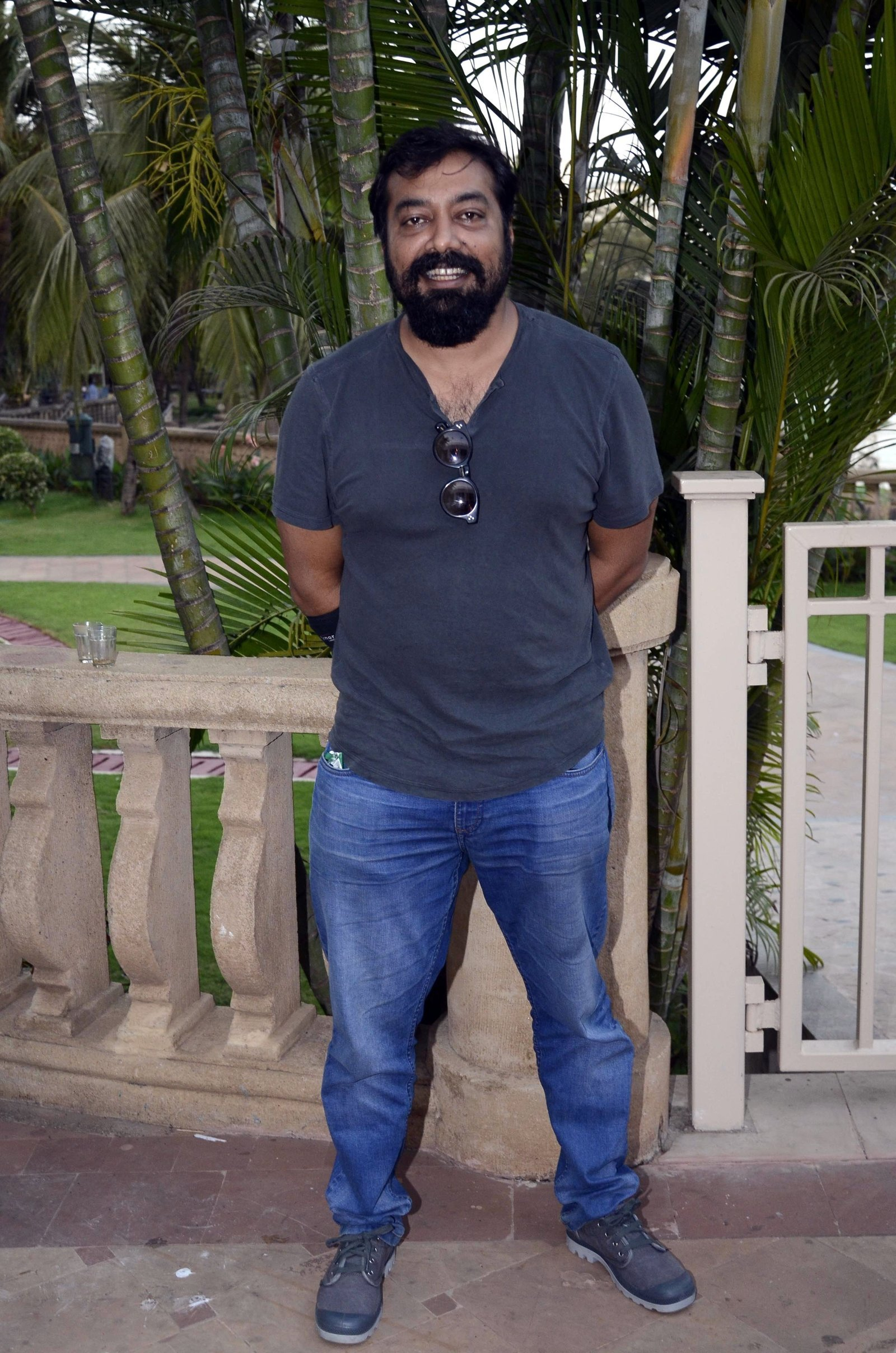 Anurag Kashyap @ FICCI Frames 2017 Event - Day 2 Pictures