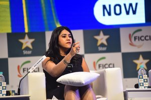 Ekta Kapoor (Producer) @ FICCI Frames 2017 Event - Day 2 Pictures
