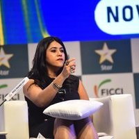 Ekta Kapoor - FICCI Frames 2017 Event - Day 2 Pictures