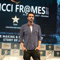 Arjun Rampal at FICCI Event Photos