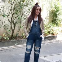 Piaa Bajpai Spotted ar Mirza Juliet Promotion Pictures