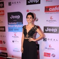 Taapsee Pannu - HT Most Stylish Awards 2017 Pictures