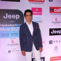 Sonu Sood - HT Most Stylish Awards 2017 Pictures