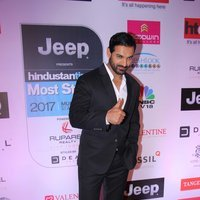 John Abraham - HT Most Stylish Awards 2017 Pictures