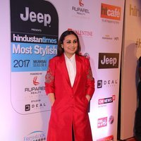 Rani Mukerji - HT Most Stylish Awards 2017 Pictures