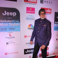 Amitabh Bachchan - HT Most Stylish Awards 2017 Pictures