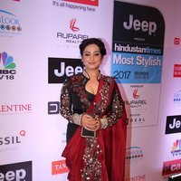 Divya Dutta - HT Most Stylish Awards 2017 Pictures