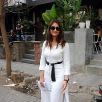 Ileana D'cruz Spotted at Kitchen Garden Pics