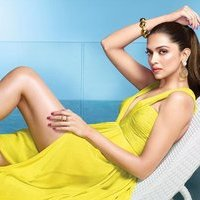 Deepika Padukone For Loreal Photoshoot