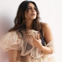 Priyanka Chopra For Glamour Magazine Photoshoot