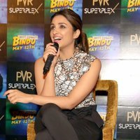 Parineeti Chopra during Meri Pyaari Bindu Press Conference Photos