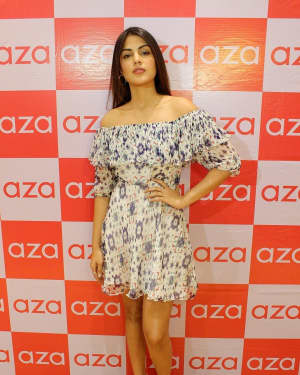 Rhea Chakraborty - In Pics: Preview Of Ankita Choksey's New Collection Wayfarer