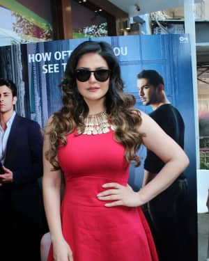 Zareen Khan - In Pics: Second Trailer Launch Of Aksar 2