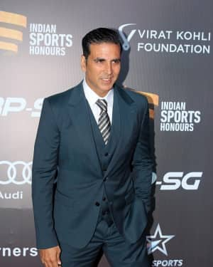 Akshay Kumar - In Pics: Indian Sports Honours Award 2017