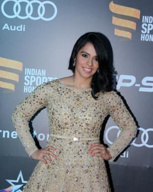 Saina Nehwal - In Pics: Indian Sports Honours Award 2017