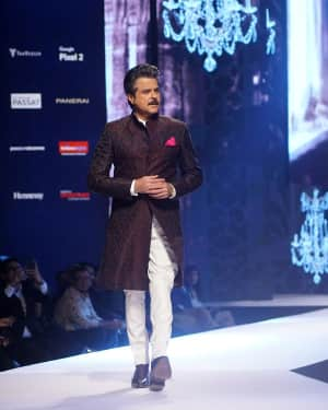 Anil Kapoor - In Pics: Van Heusen and GQ Fashion Nights 2017 | Picture 1544446