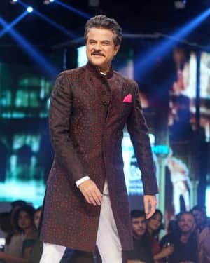 Anil Kapoor - In Pics: Van Heusen and GQ Fashion Nights 2017 | Picture 1544449