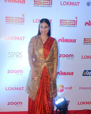 Kajol - In Pics: Red Carpet Of 2nd Edition Of Lokmat Maharashtra's Most Stylish Awards 2017