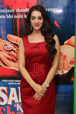 Photos: Interview With Actress Arshin For Film Sallu Ki Shadi