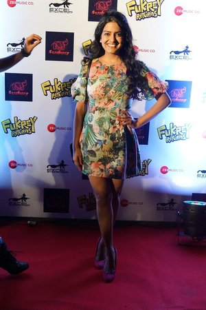 Vishakha Singh @ Photos: Mehbooba Song Launch Of Film Fukrey Returns