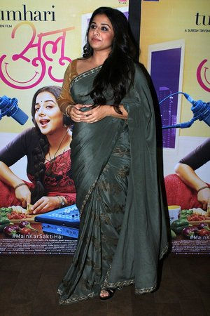 Vidya Balan @ Photos: Special Screening Of Tumhari Sulu