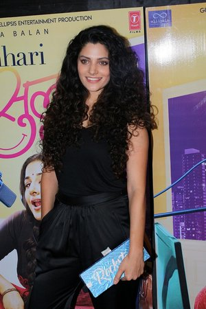 Saiyami Kher @ Photos: Special Screening Of Tumhari Sulu
