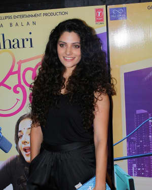 Saiyami Kher - Photos: Special Screening Of Tumhari Sulu