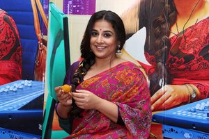 Photos: Interview Of Tumhari Sullu With Vidya Balan