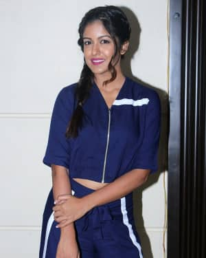 Ishita Dutta - Photos: Promotional Interview For Film Firangi