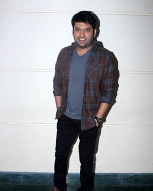 Kapil Sharma - Photos: Promotional Interview For Film Firangi