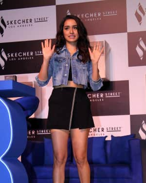 Photos: Shraddha Kapoor Launches Skechers Street Party