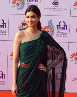 Diana Penty - Photos: Celebs at IFFI 2017 Opening Ceremony