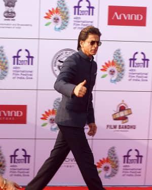 Shahrukh Khan - Photos: Celebs at IFFI 2017 Opening Ceremony