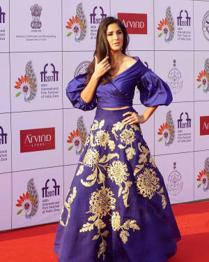 Katrina Kaif - Photos: IFFI 2017 Closing Ceremony