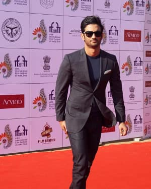 Sushant Singh Rajput - Photos: IFFI 2017 Closing Ceremony
