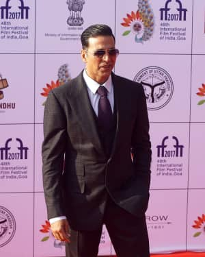Akshay Kumar - Photos: IFFI 2017 Closing Ceremony