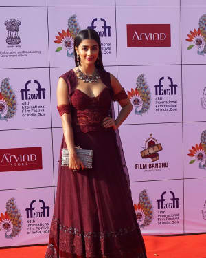 Pooja Hegde - Photos: IFFI 2017 Closing Ceremony