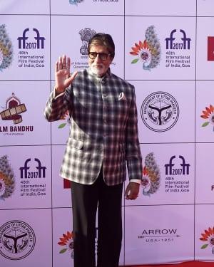 Amitabh Bachchan - Photos: IFFI 2017 Closing Ceremony