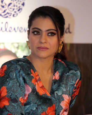Photos: Launch Of Lifebuoy's Help A Child Reach 5 Campaign With Kajol