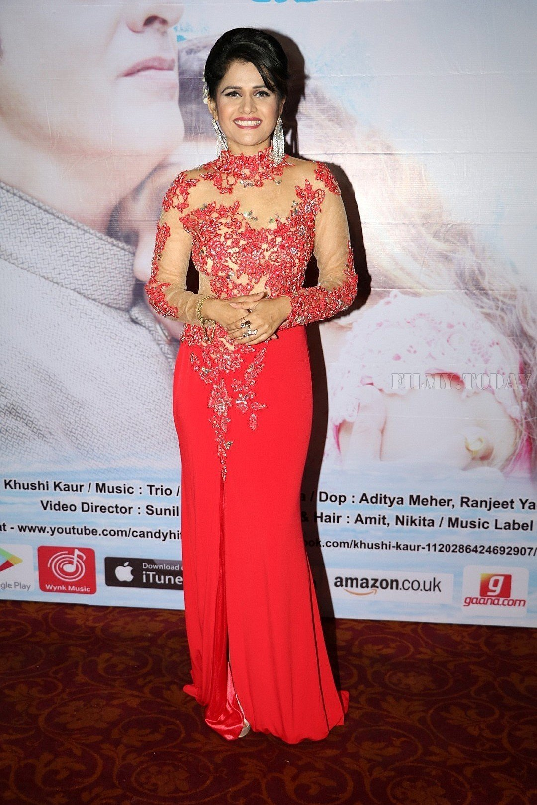 Khushi Kaur - In Pics: Launch Of Music Video Album Khawab | Picture 1532457