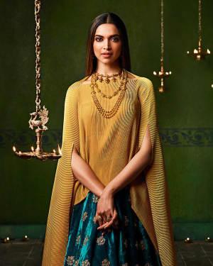 Deepika Padukone for Tanishq Photoshoot | Picture 1532670
