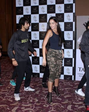 In Pics: Launch Of Bollyfit with Desi Hoppers | Picture 1532482