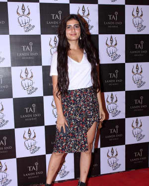 Fatima Sana Shaikh - In Pics: Launch Of Bollyfit with Desi Hoppers