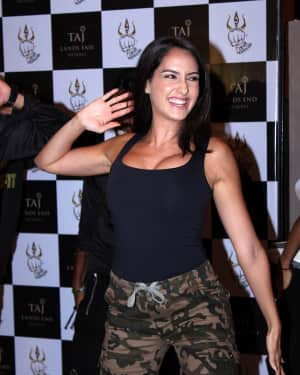 In Pics: Launch Of Bollyfit with Desi Hoppers | Picture 1532483
