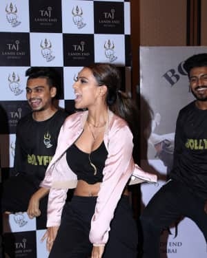 In Pics: Launch Of Bollyfit with Desi Hoppers